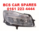 VAUXHALL INSIGNIA HEADLIGHT  DRIVERS SIDE  O/S  NEW  2009 - 2010 - 2011 - 2012