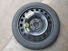 "VAUXHALL VECTRA  16""  SPACE SAVER WHEEL INC TYRE"